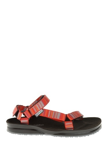Nepall Sandalet Kırmızı